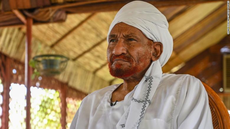 Sudan's last democratically elected prime minister dies of Covid-19