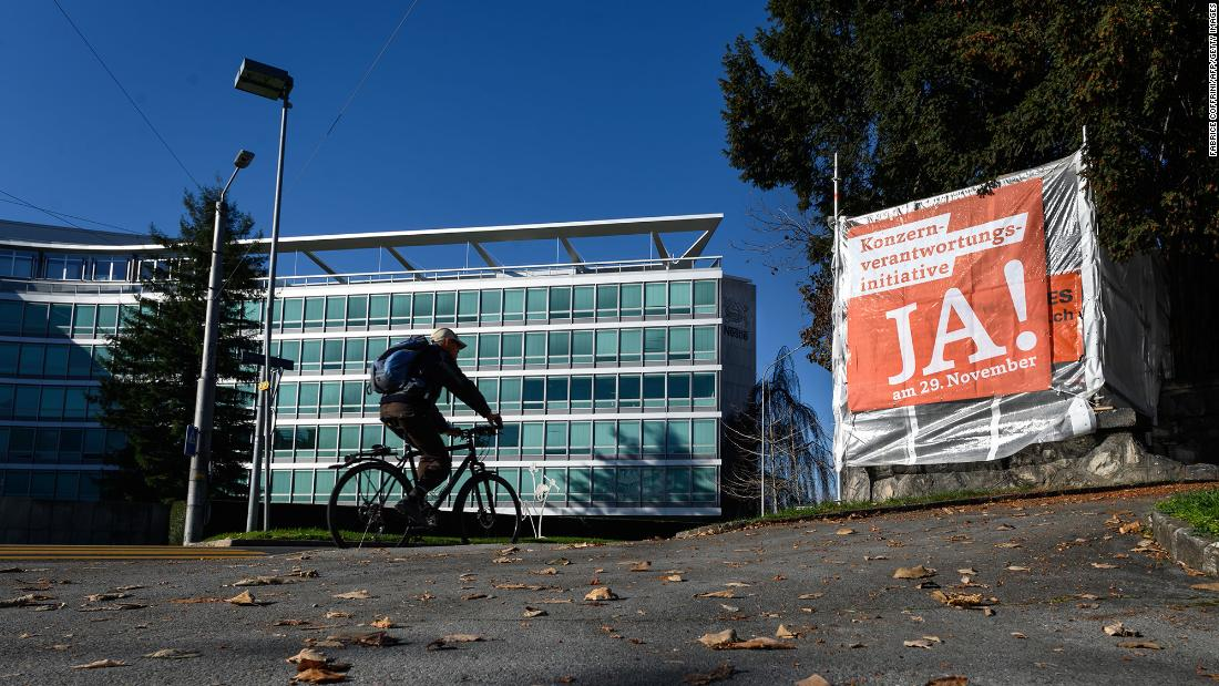 Knife-edge Swiss vote could make businesses liable for global rights abuses