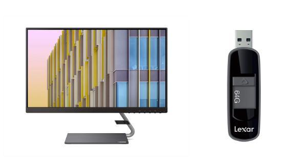 Monitors, Desktops and Peripherals