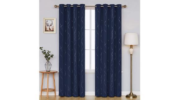 Deconovo Window Curtains