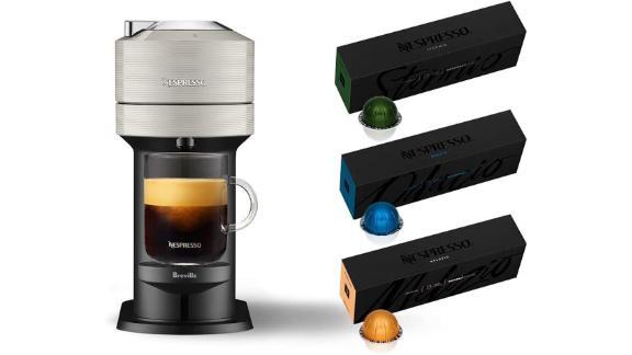 Nespresso Vertuo Machines