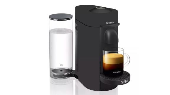 Nespresso VertuoPlus Coffee and Espresso Machine by De'Longhi
