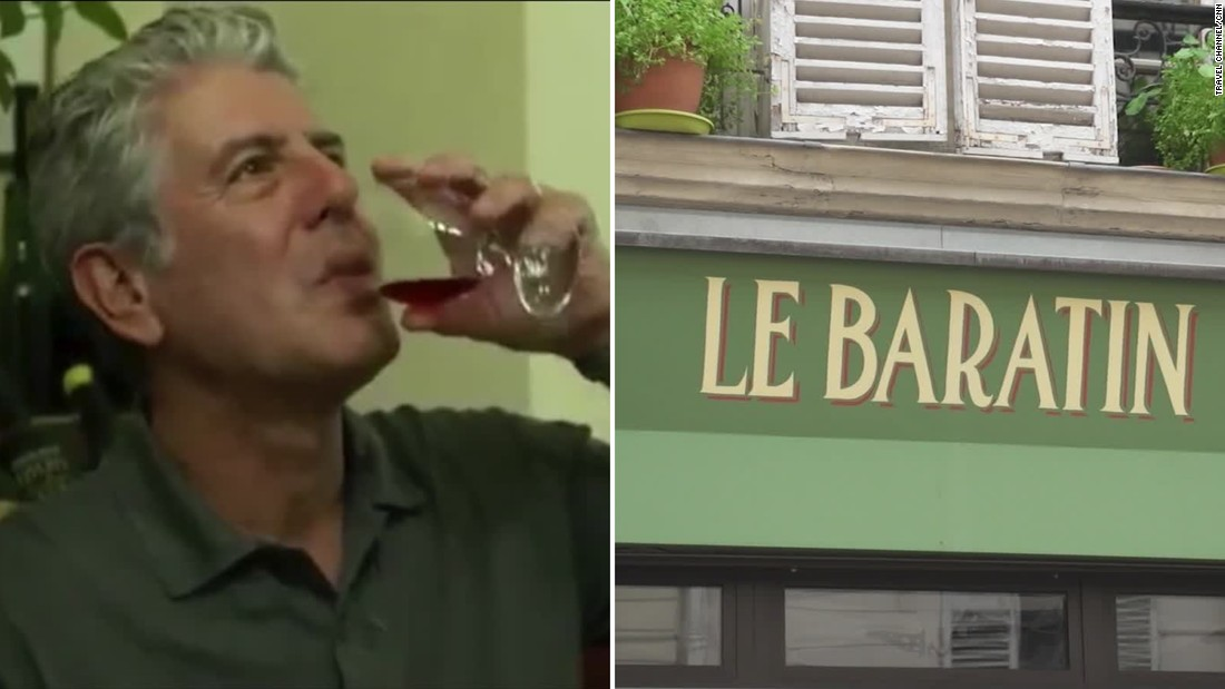 See how bistro loved by Anthony Bourdain is coping with France's second lockdown  – CNN Video