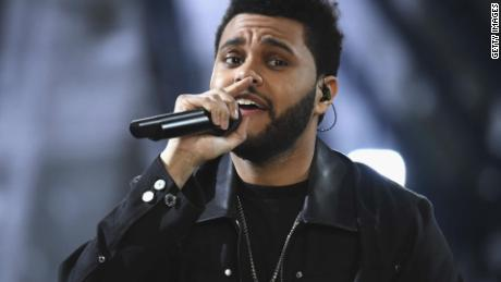 Pop - ahem - starboy The Weeknd, Pazar günkü Super Bowl LV devre arası şovunun başrolünde.