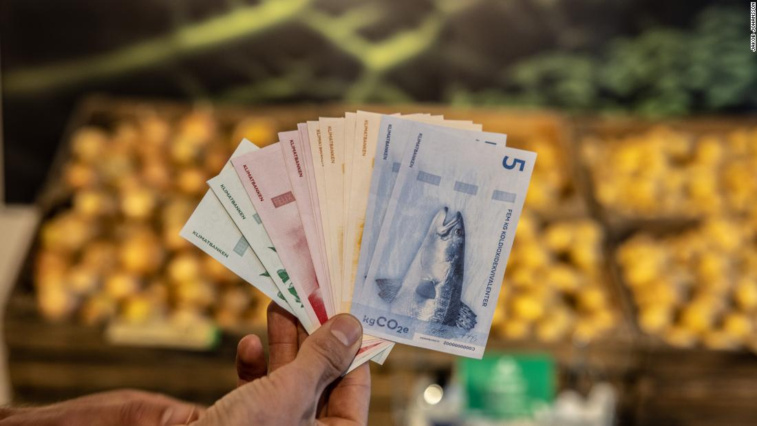 Why this store makes you pay with its own currency