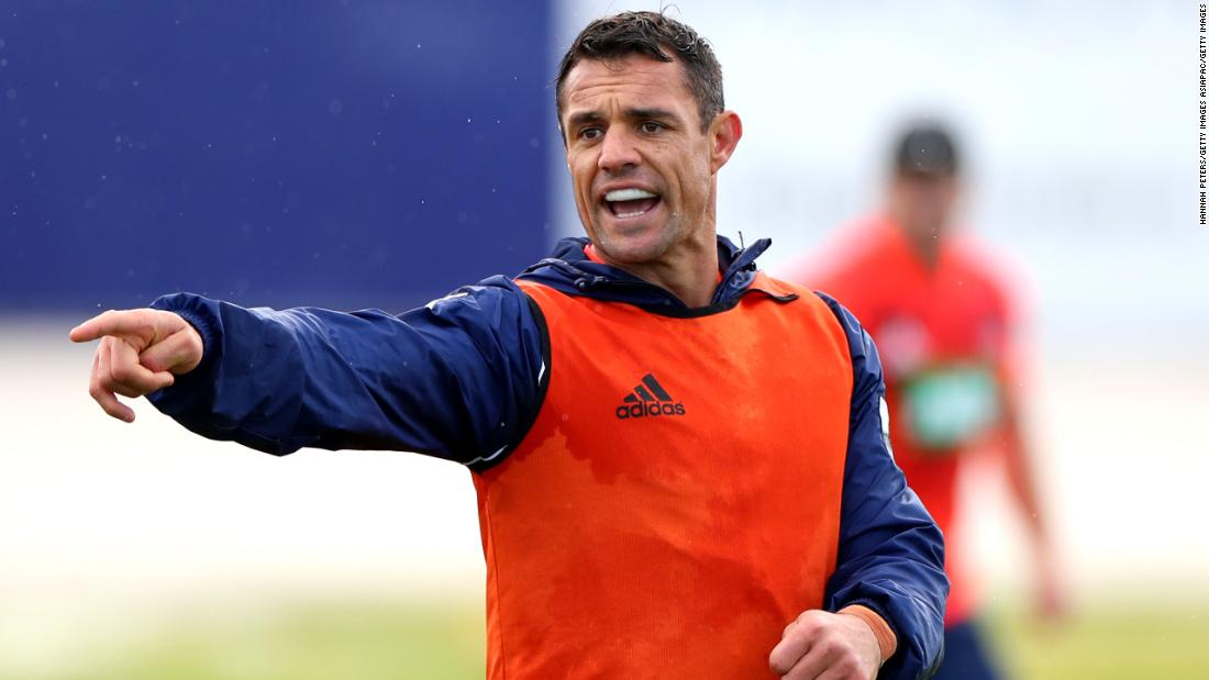 All Blacks great Dan Carter on the 'roller coaster of emotions' of his playing career and the importance of mental health