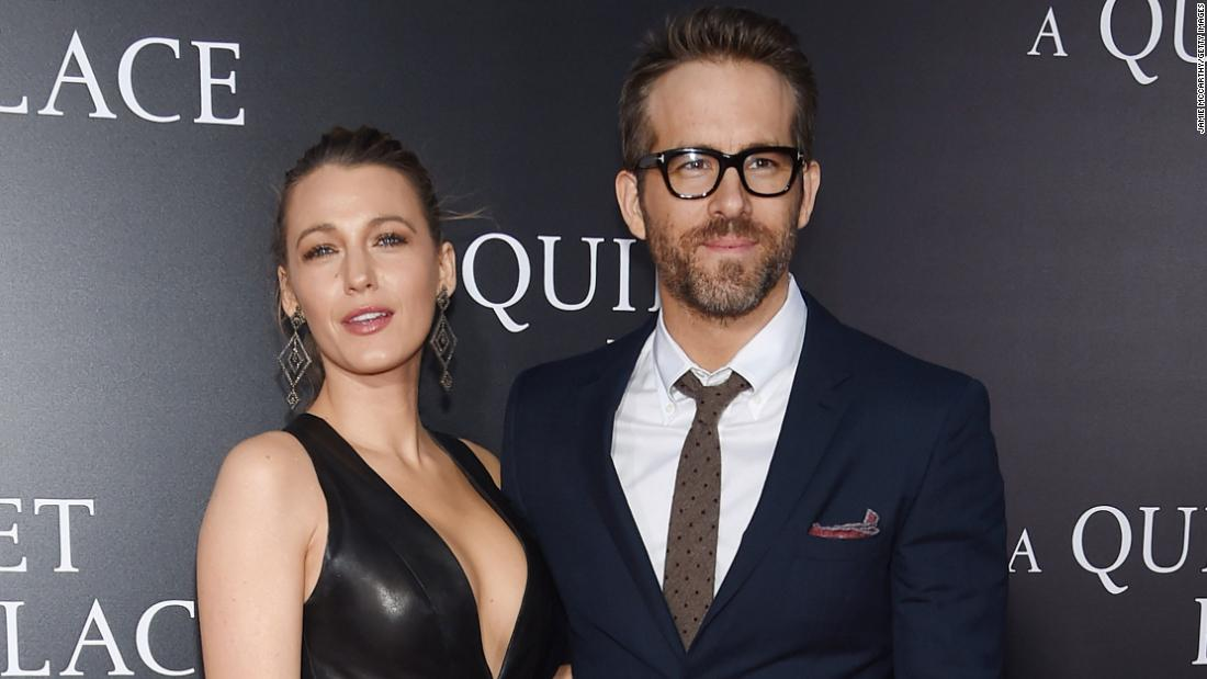 Ryan Reynolds and Blake Lively donate another $1 million to food charities - CNN