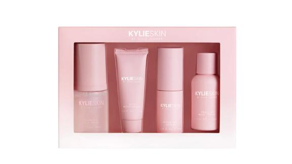 Kylie Skin 4-Piece Mini Skincare Set