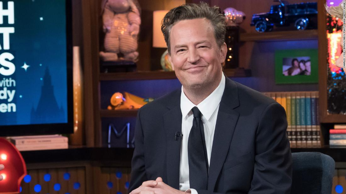 Matthew Perry is engaged to 'the greatest woman on the face of the planet'