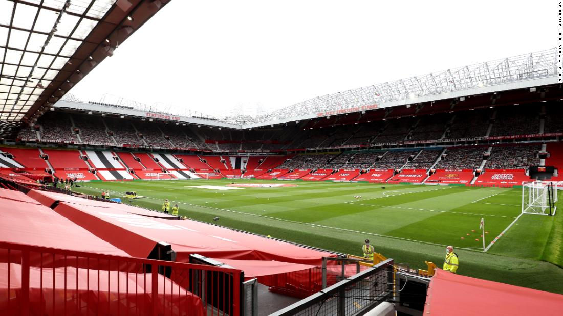 Manchester United launches investigations following 'disruptive' cyber attack