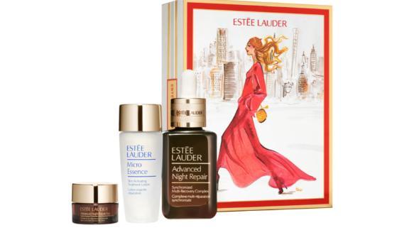 Estée Lauder Repair + Renew Skin Care Set