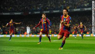Ten years on from humiliating Real Madrid 5-0, Barcelona is a club in turmoil