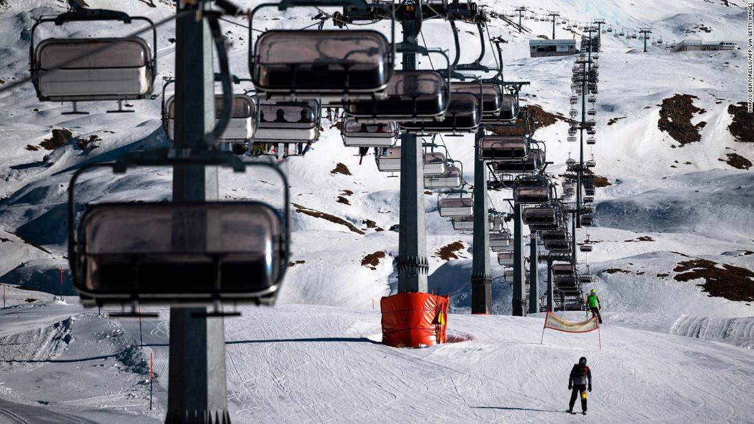 Europe's ski resorts are facing the 'season from hell'
