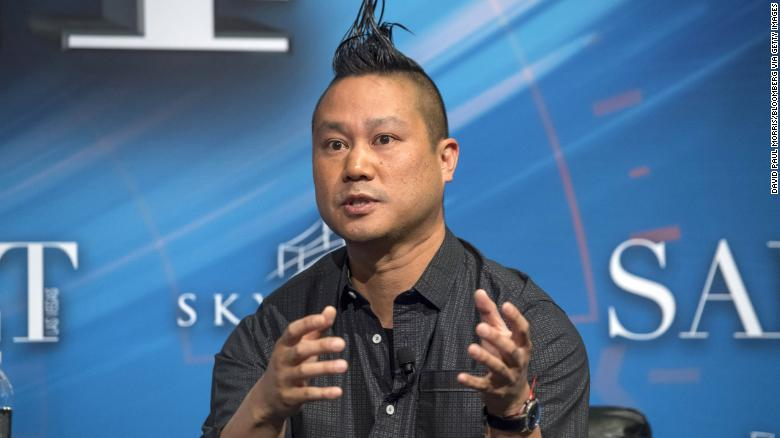 Tony Hsieh, former Zappos CEO and 'tremendous visionary,' dies at 46