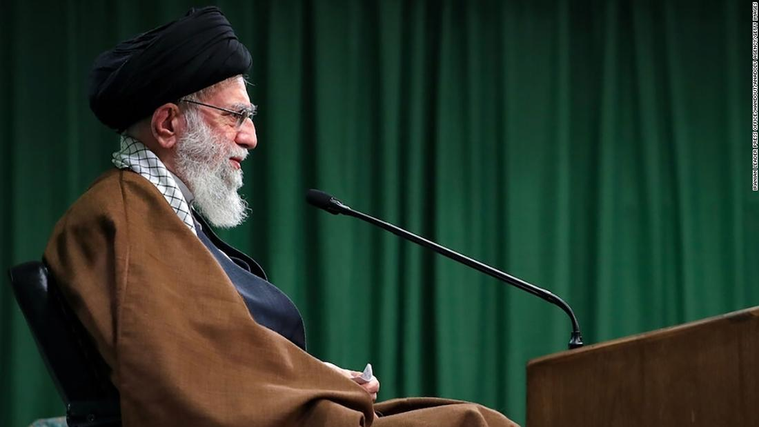 Iran's supreme leader vows revenge after top nuclear scientist apparently assassinated