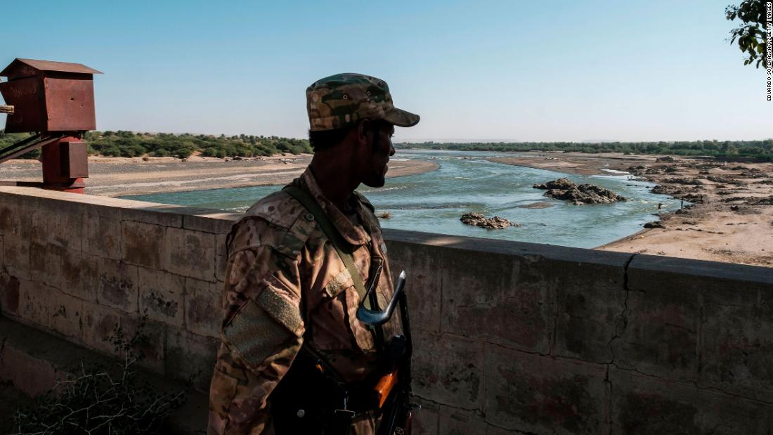 Ethiopian army takes full control of Tigray capital