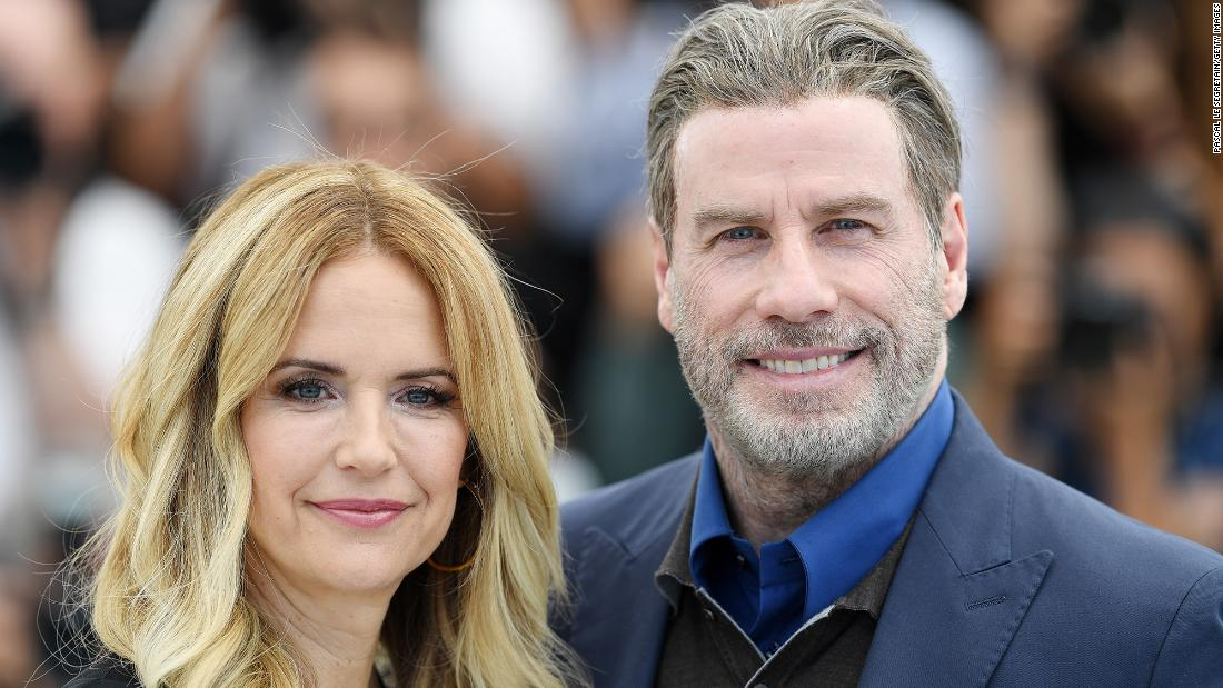 John Travolta posts emotional message thanking his fans for their supp... image