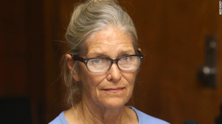 California governor denies parole for Manson family member Leslie Van Houten for the fourth time