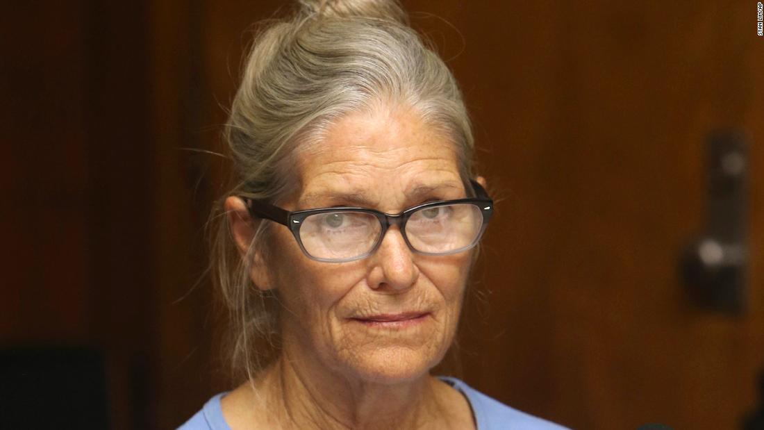 California governor denies parole for Manson family member Leslie Van Houten for the fourth time - CNN