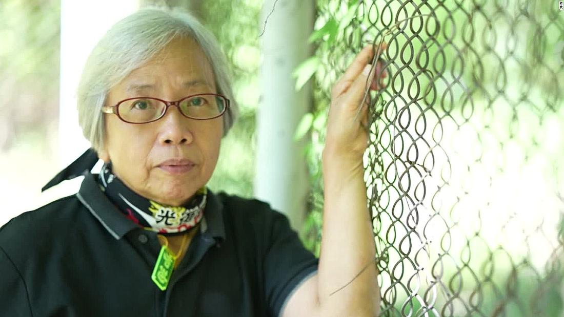 'Every day was terrible': 64-year-old Hong Kong protester on detainment