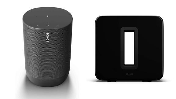 Sonos Move and Sub
