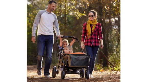 Evenflo Pivot Xplore All-Terrain Double Stroller Wagon