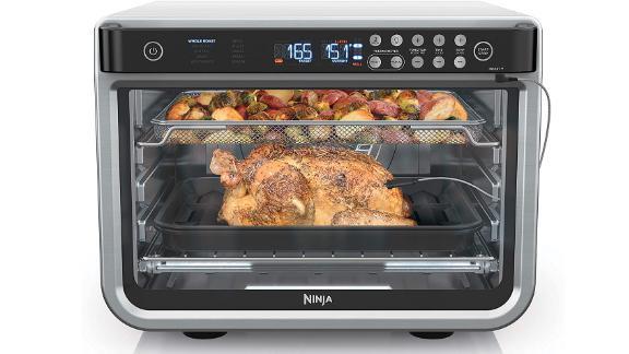 Ninja Foodi 10-in-1 Smart Air Fry Digital Countertop Convection Toaster Oven