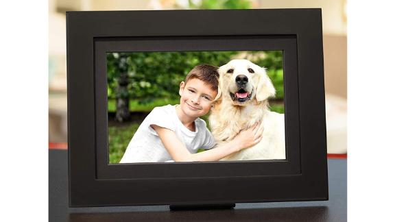 Brookstone PhotoShare Smart Digital Picture Frame