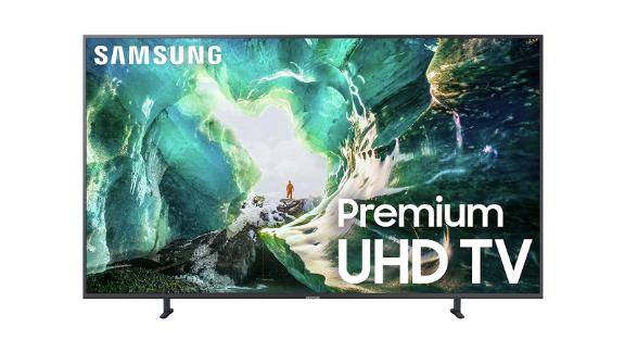 Samsung Flat 82-Inch 4K 8 Series UHD Smart TV