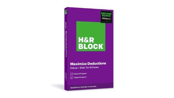 H&R Block 2020 Tax Software