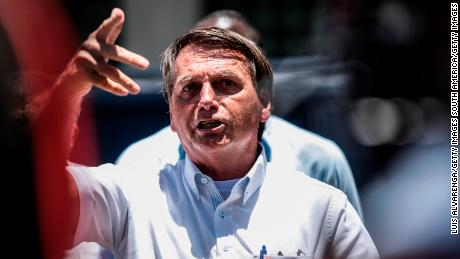 Can Bolsonaro be taken at his word on protecting the environment? A look at his record