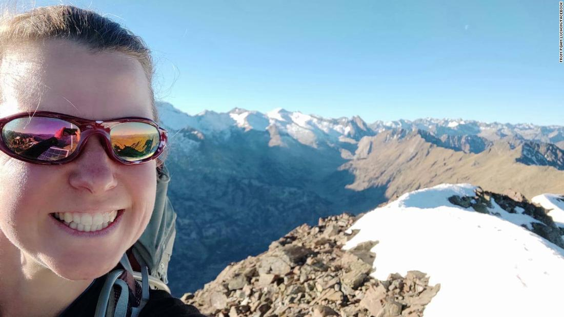Remains of missing British hiker Esther Dingley found in Pyrenees