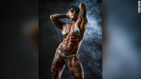 Bodybuilder Rene Campbell wants to change the view of what women should look like