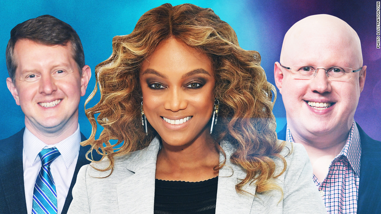 New TV hosts don't have it easy. Just ask Ken Jennings and Tyra Banks