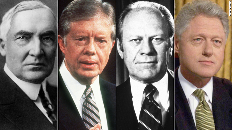 What America's former Presidents can teach Trump about pardons