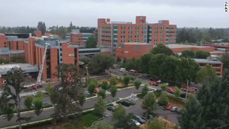 A Salem Health nurse is no longer employed at the hospital network after posting a controversial video on TikTok that made light of CDC-recommended pandemic precautions.