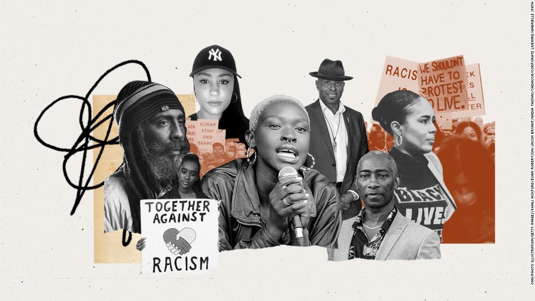 How Black Lives Matter took off in Britain. And not just in the places you'd expect