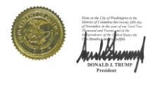 READ: Trump's pardon of Michael Flynn