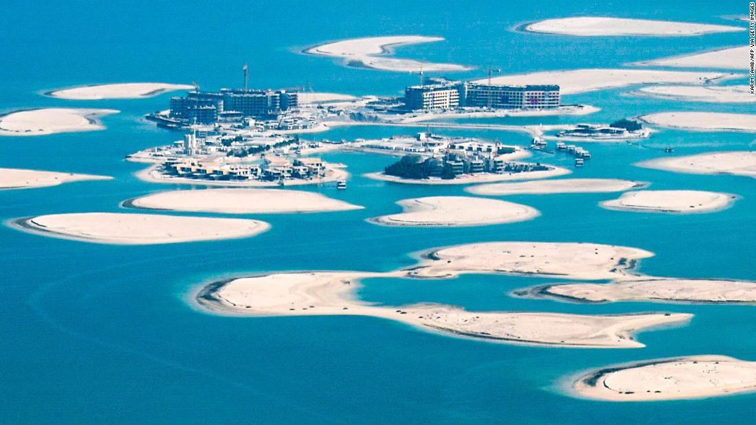 Dubai's $5 billion Heart of Europe resort nears first stage completion