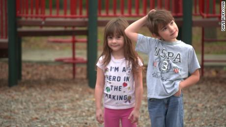 Isabella and Elijah can't go to school or play with other children so they don't risk exposing Brandi to Covid-19.