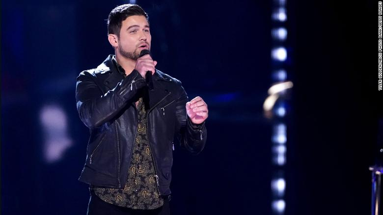'The Voice' contestant Ryan Gallagher abruptly leaves the competition