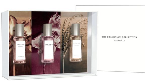 Allsaints Travel Size Fragrance Set