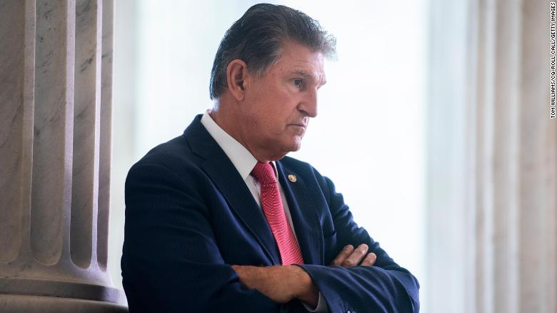 Joe Manchin just asked the question lots and lots of people have been wondering