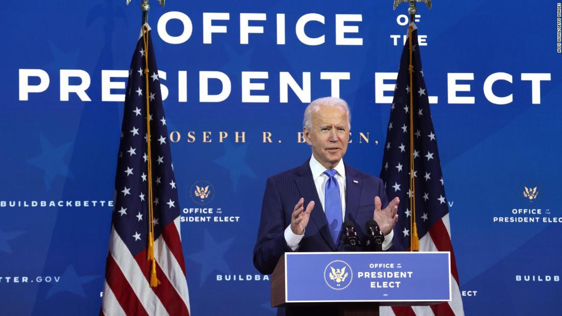 Biden's popular vote margin over Trump tops 7 million