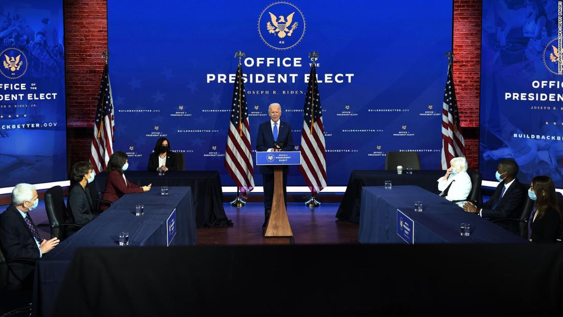Biden's Cabinet conundrum deepens amid criticism over diversity