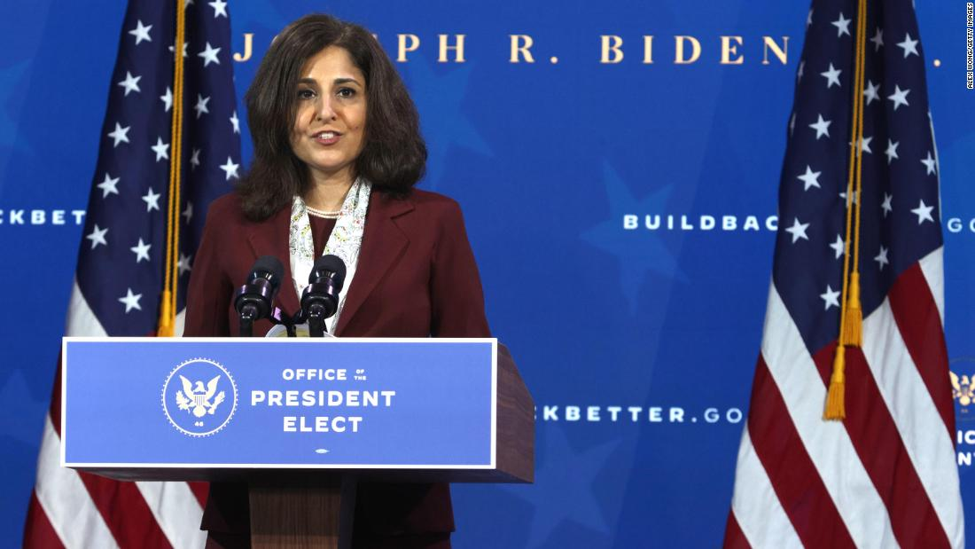 From confidence to a distraction: Inside Biden's failed push for Neera Tanden