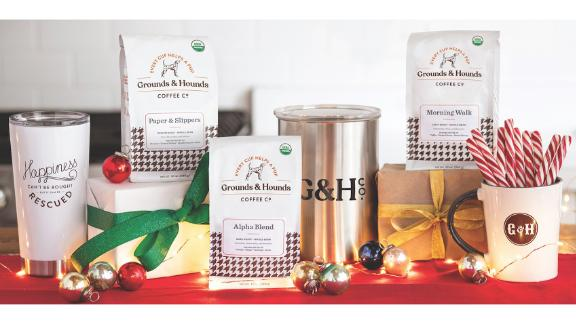 Grounds & Hounds Coffee Club Subscription