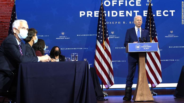 Joe Biden weighs picks to lead his big infrastructure push
