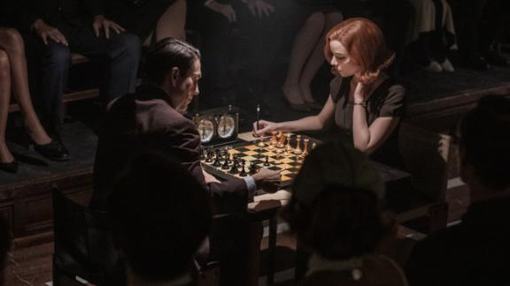 The seven-part series builds to a final confrontation between Beth and a Russian grandmaster.