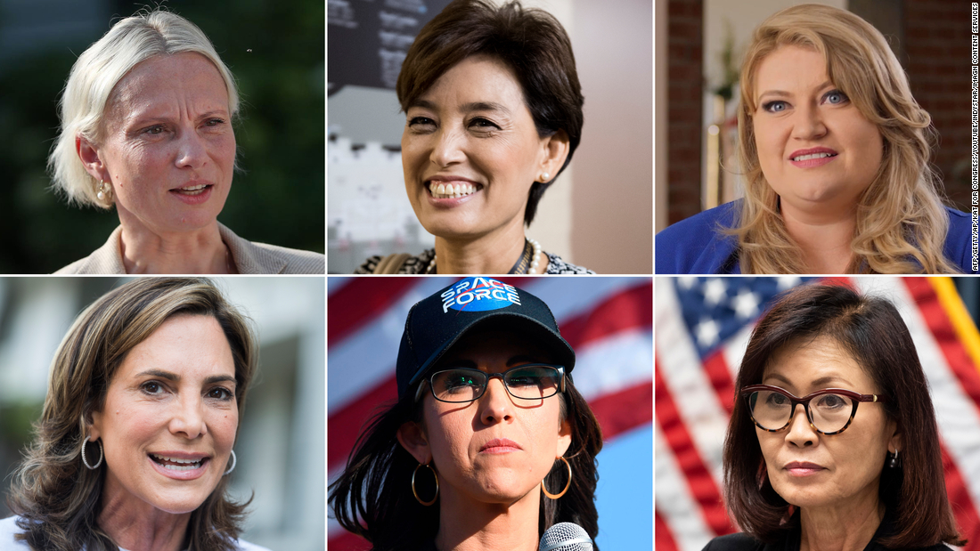The surprising rise of women in the Republican party